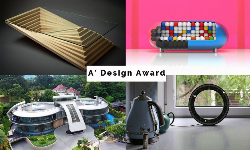 20 award-winning designs at A' Design Award 2017 that caught our eye