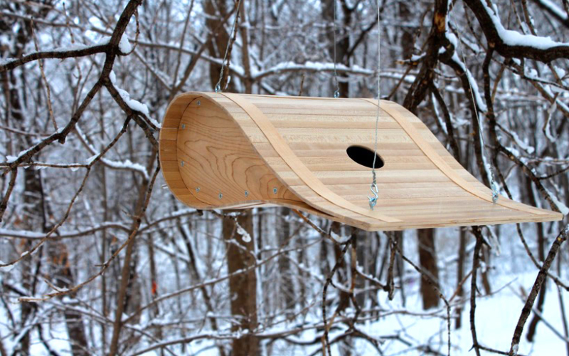 beautiful birdhouse designs for your feathered friends