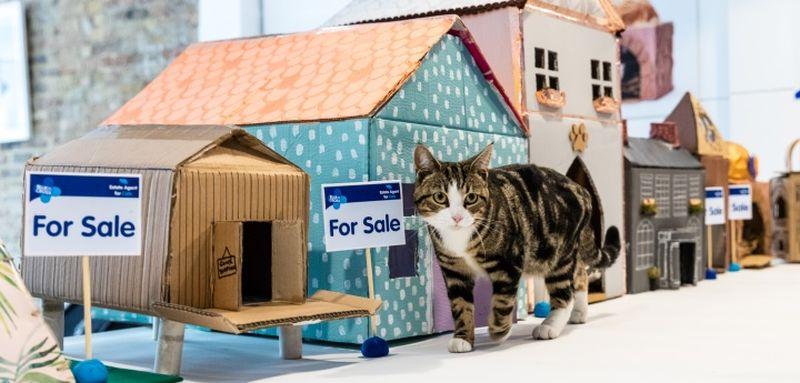 Georgian cat house