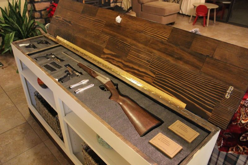 Best Gun Concealment Furniture To Keep Deadly Weapons Secure