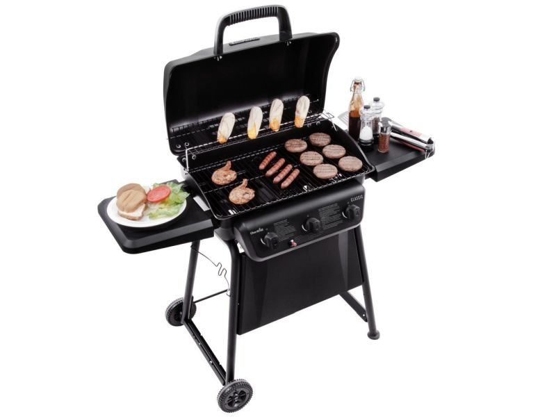 looking for classy outdoor grill to enjoy lip smacking