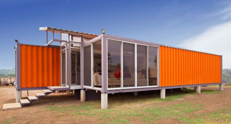 Container House - Costa Rica