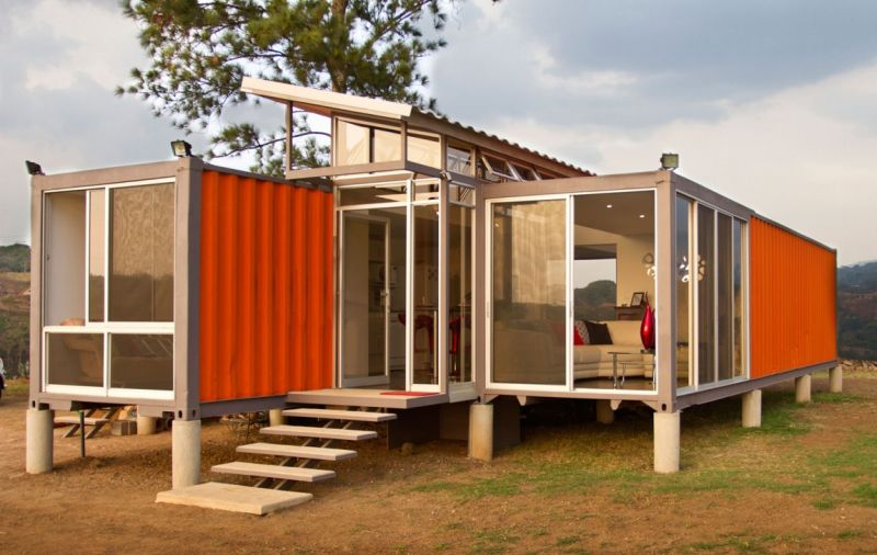 Container House - Cost Rica