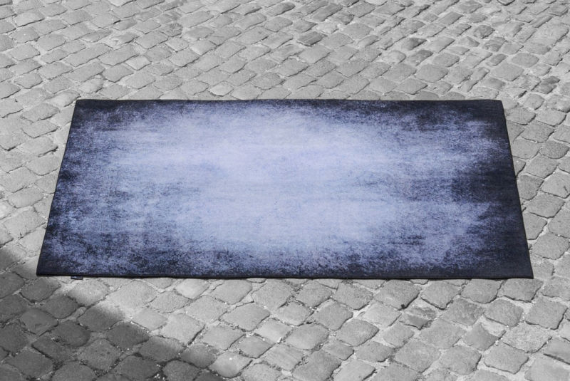Custom luxury rugs by Julien Vidame