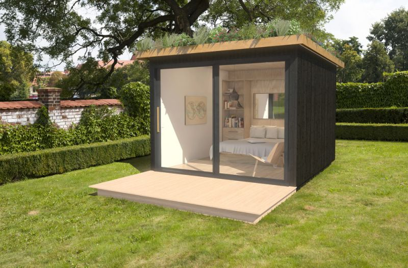 Build a fully functional home for under 100 000 with eco pod for Can you build a house for under 100k