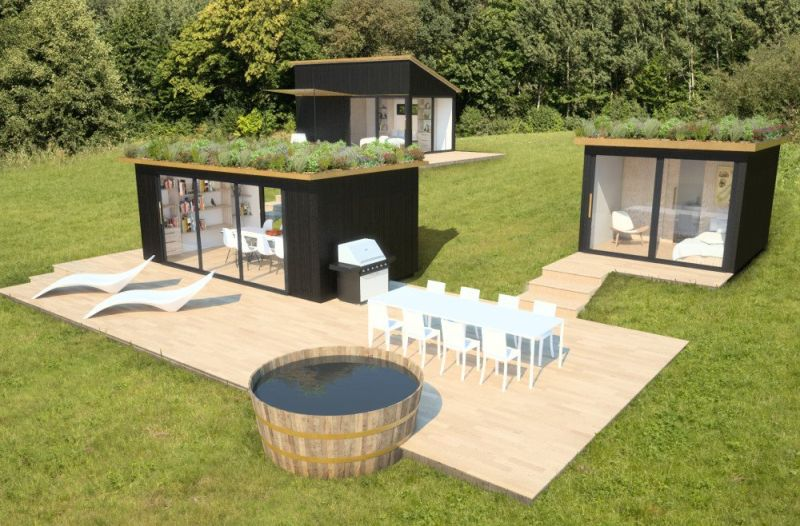 pod homes for sustainable living