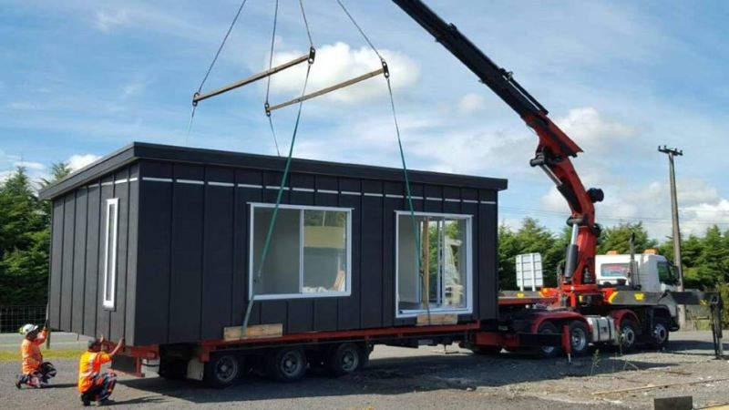 pod house are moveable
