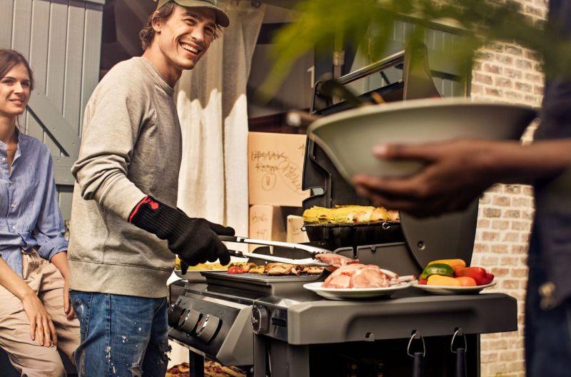 Genis outdoor grill