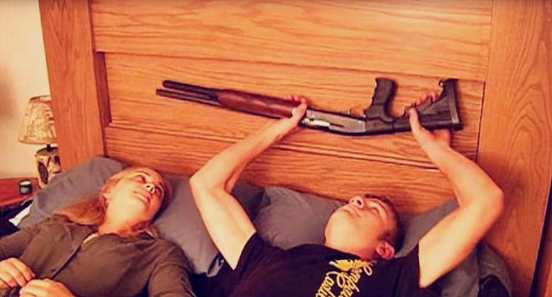 N.J. Concealment Furniture gun concealment