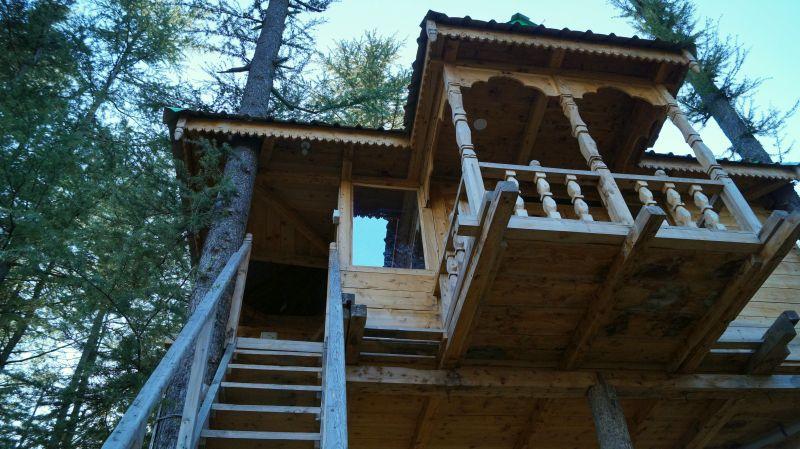 Himalayan Bliss Treehouse