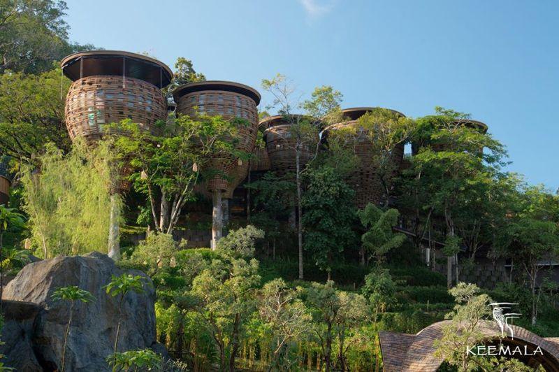 Keemala- Thailand treehouse