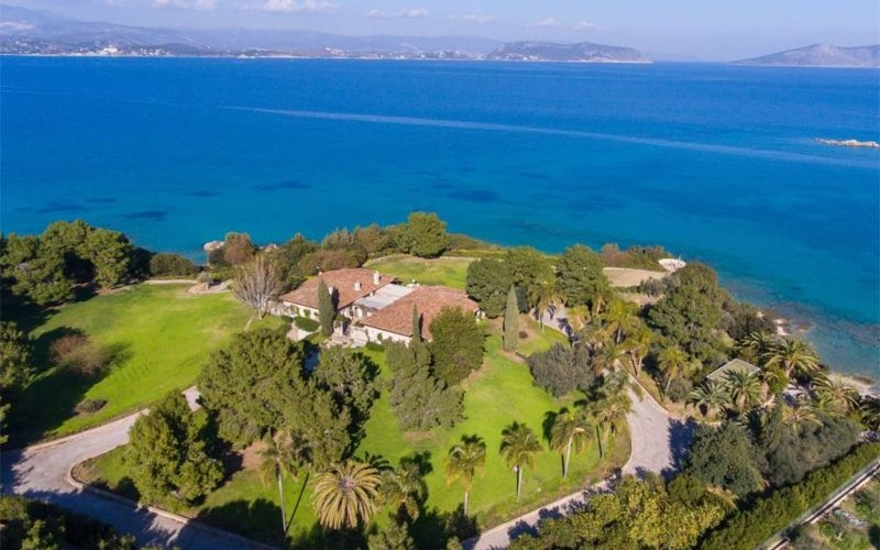 Kounoupi Majestic: The most expensive Greek villa is selling for US$29 million