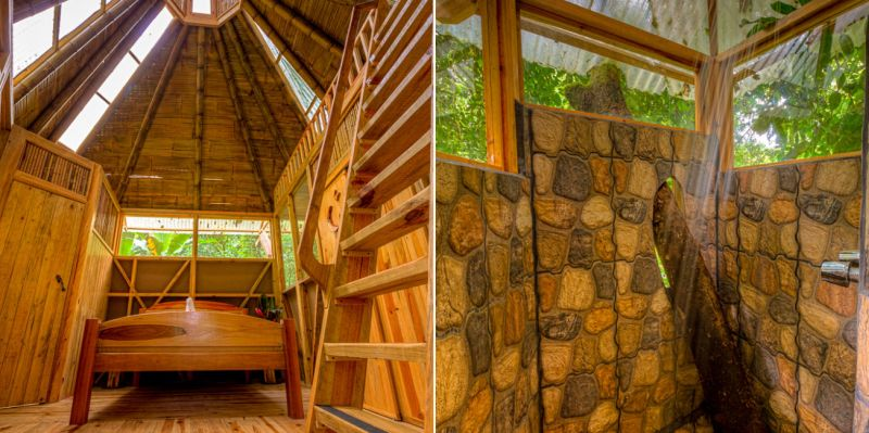 La Torreluna treehouse