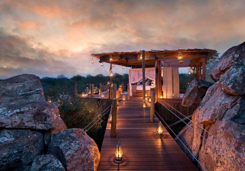 Lion sands Kingston treehouse-South Africa