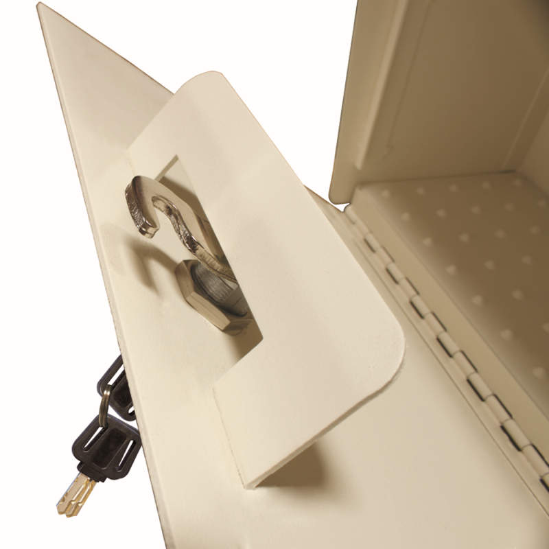 Mail Boss Mailbox With Anti Pry Latch Protects Your