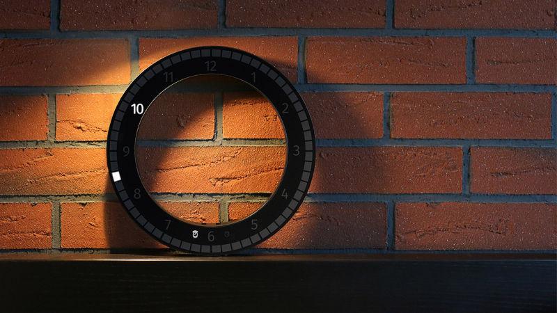 Only digital clock by Vadim Kibardin