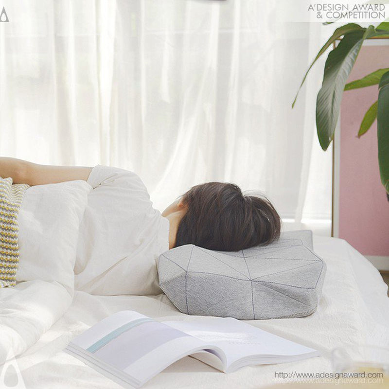 Soundario Pilo music pillow by Wang Zhong & Liu Peng