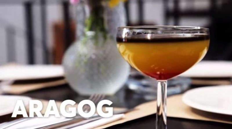 Romeo Palomares invents unusual cocktail with tarantula venom