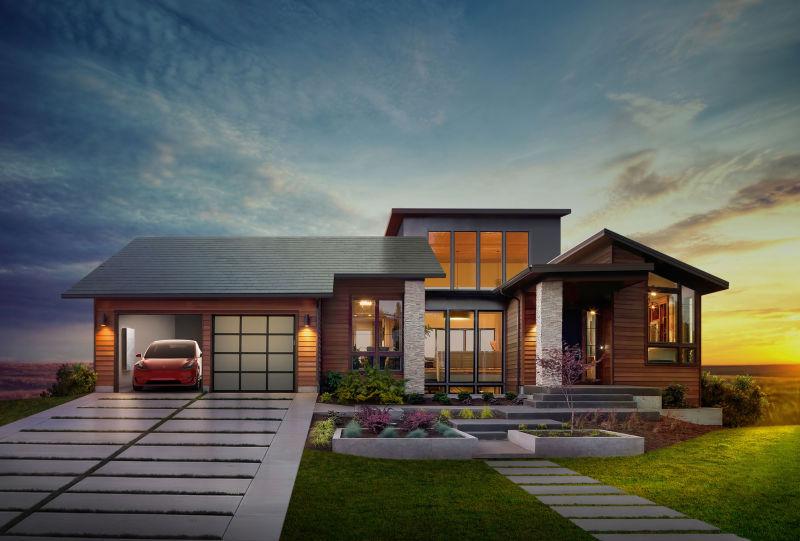 Tesla's starts taking orders for new solar roof tiles