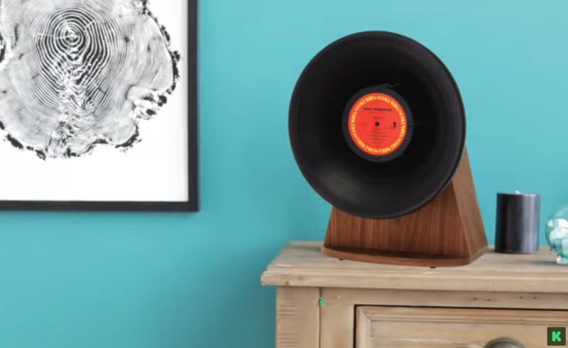 The Vintage Vinyl Bluetooth