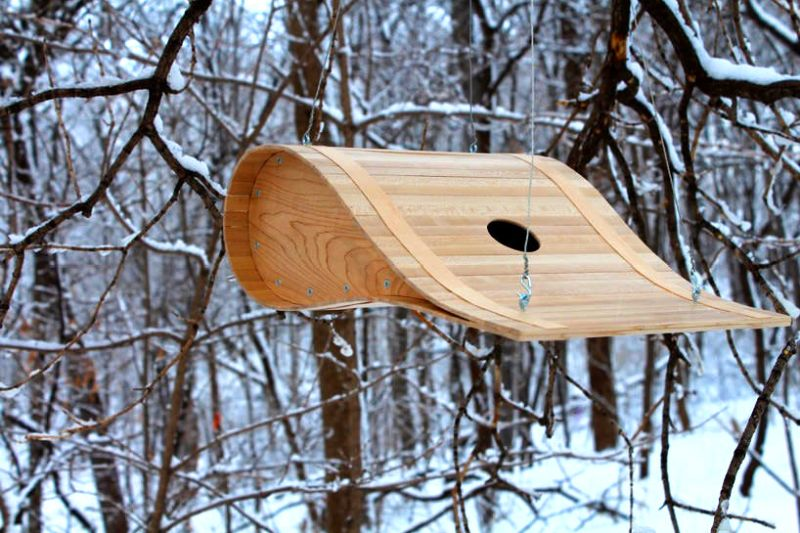 The affinity birdhouse for sparrows by Ryan Bruxvoort2