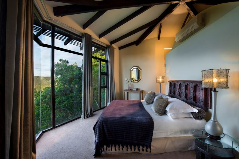 Treehouse Hotel Room at Tsala Treetop Lodge in Plettenberg Bay, South Africa
