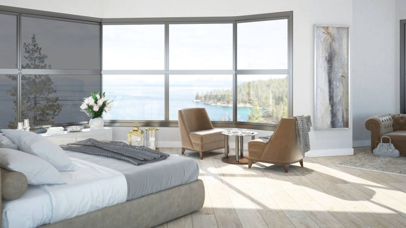 voice controlled halio smart tinting glass for interiors exteriors
