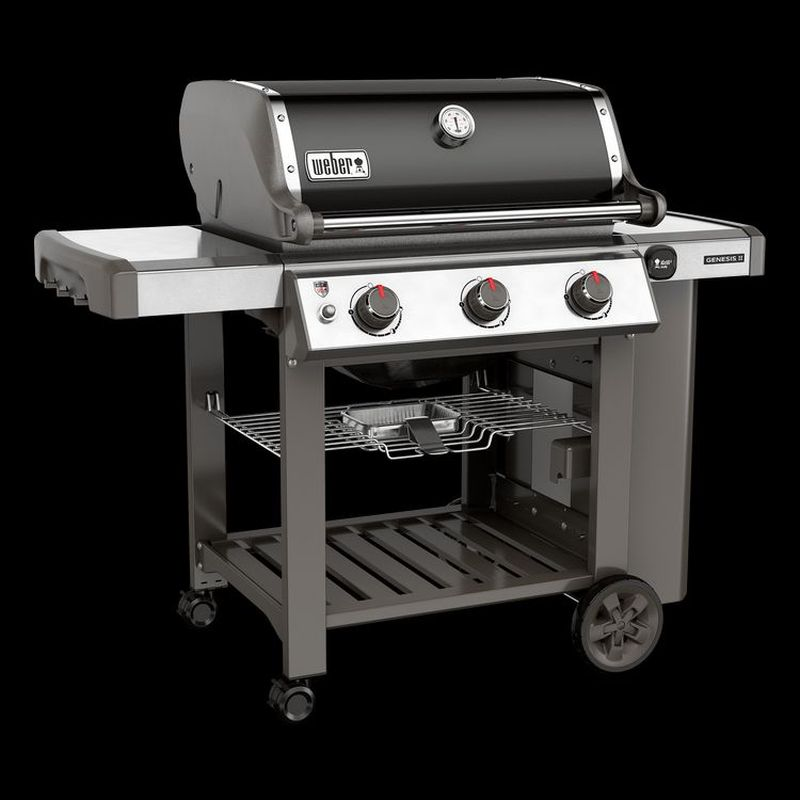 Weber Genesis E-310 outdoor gas grill