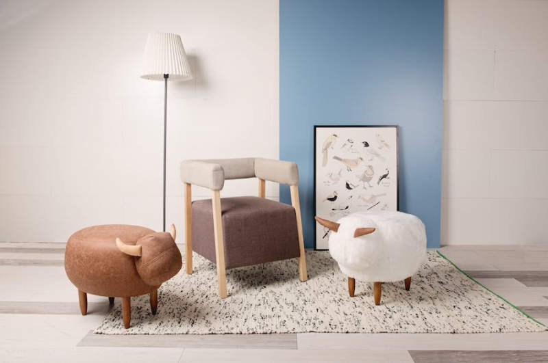 Animal Chair Collection