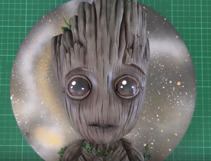 baby_groot_cake_by Zoe_1