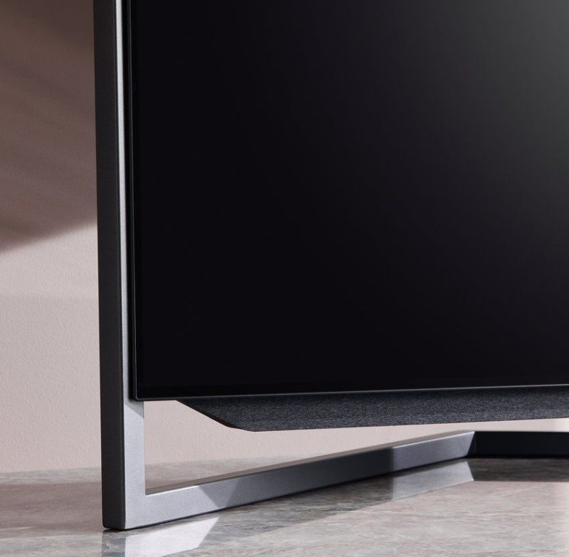 loewe bild 9 tv is just 7 mm thick its slimmer than most. Black Bedroom Furniture Sets. Home Design Ideas