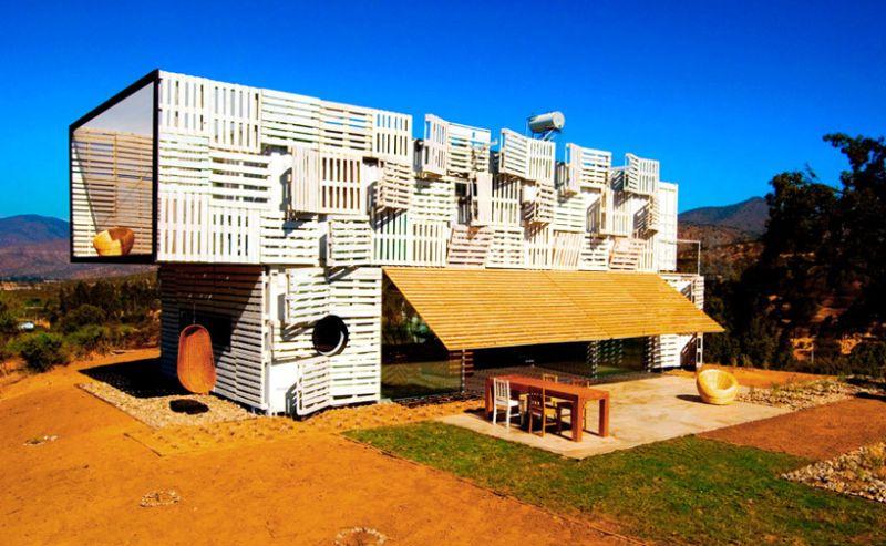 manifesto house for Infiniski