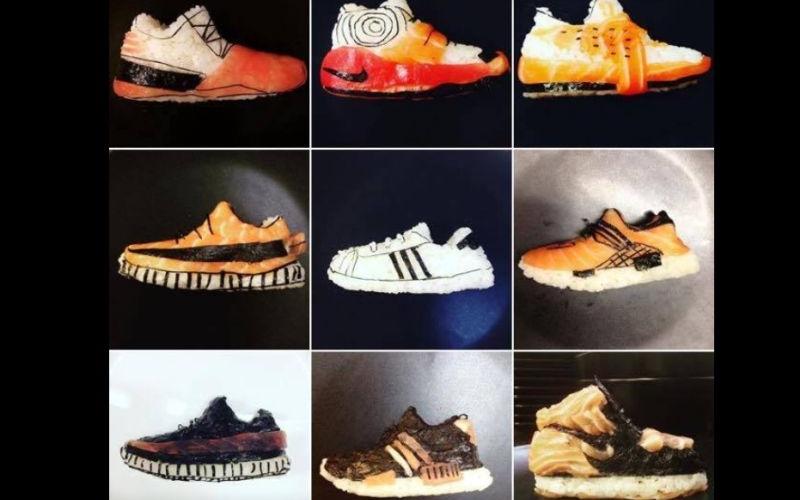 Yujja Hu's mouth-watering shoe-shi designs will blow your mind