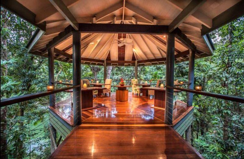 Silky Oaks Lodge Treehouse- Australia