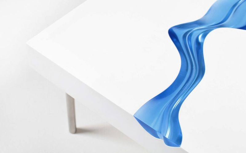 River coffee table designed by OneOff