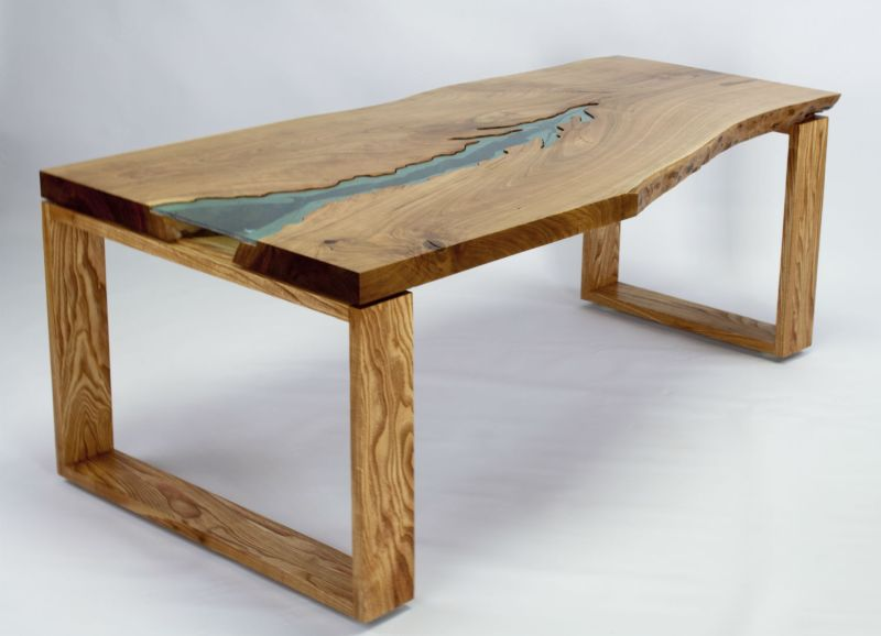 Jason Miles river coffee table