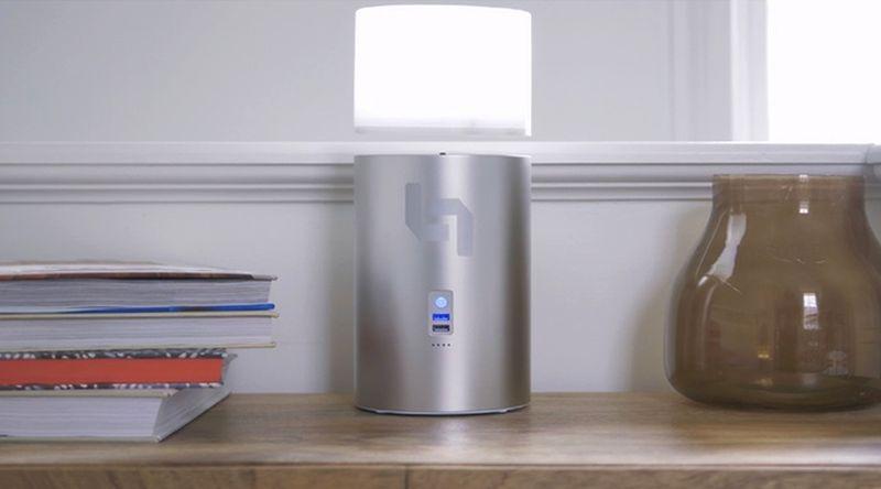 Air Lamp Levitating lamp