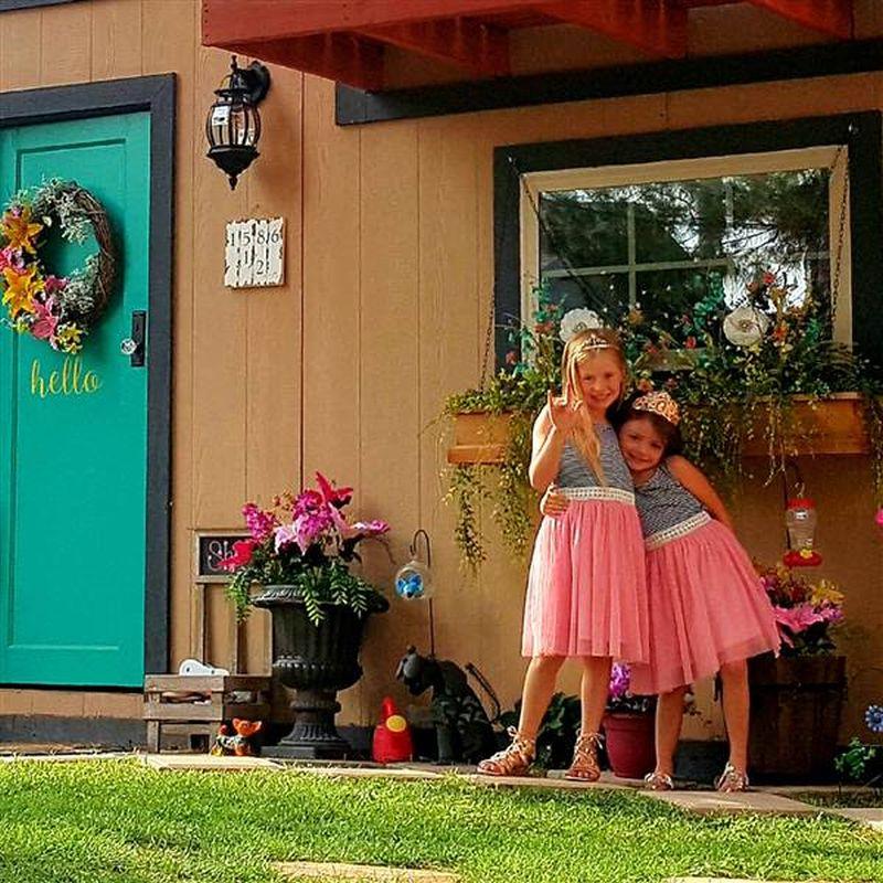 Alex and Tysen Kaminski Playhouse