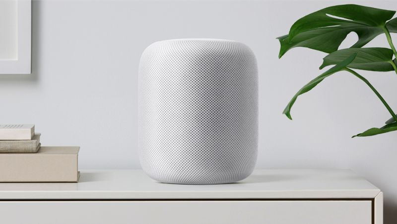 Apple HomePod to compete with Amazon Echo and Google Home
