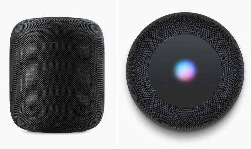 Apple HomePod smart home speaker