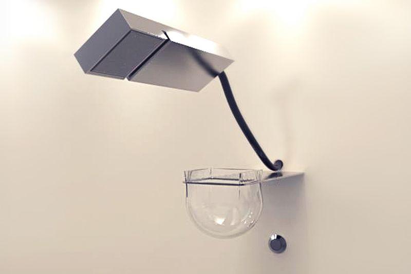 Bell Jar faucet