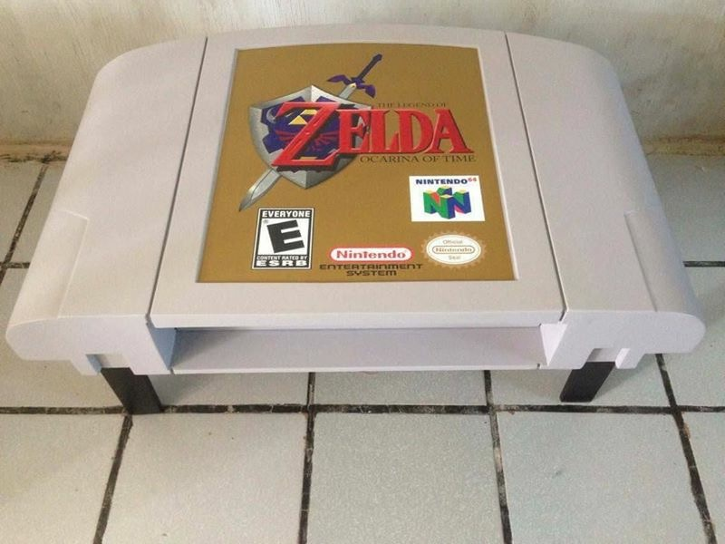 video game coffee table DIY video game coffee tables designed to bring out nerd in everyone video game coffee table