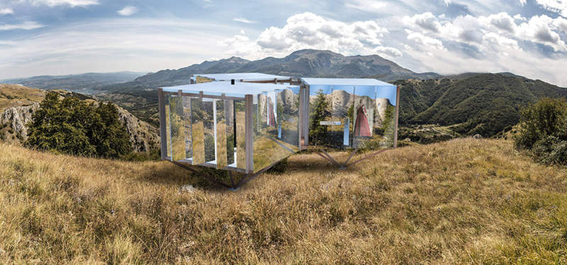 Young Architects Competitions announces winners of Castle Resort competition