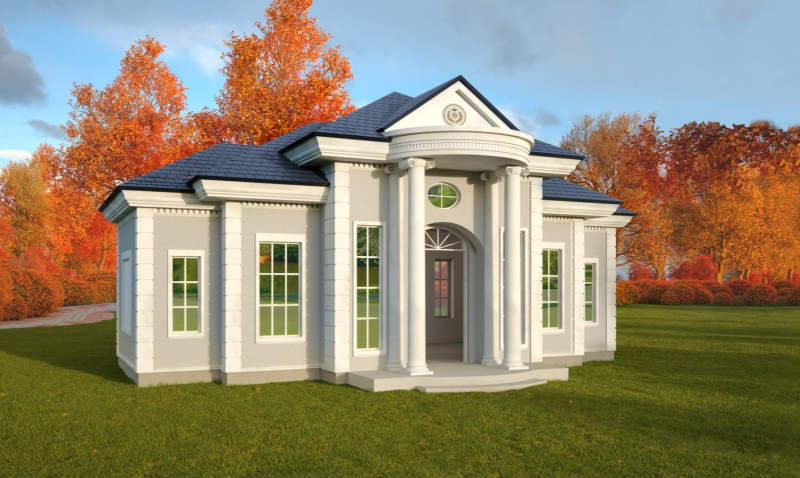how to build a dog house mansion