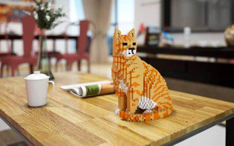 Jekca Cat legos