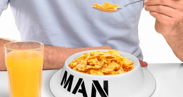 Man Bowl By Thumbs Up