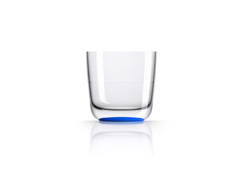 Marc Newson Unbreakable whiskey tumblers