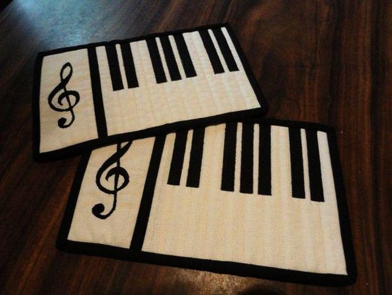 Music Themed Home Decor Ideas For Avid Music Lovers