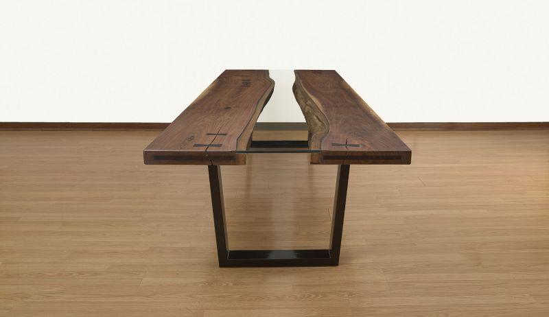 River table by Miheer Fyzee