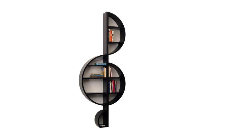 The Violin Bookcase